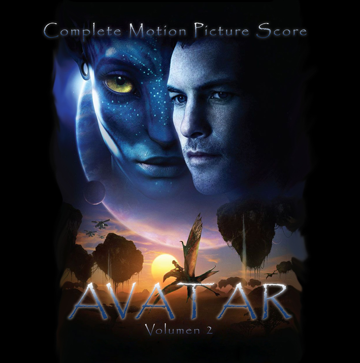 AVATAR 2CD Volumen 2